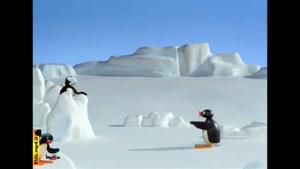 پینگو - قسمت 129 - پینگو و توپ یخی