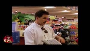 دوربین مخفی صندوق فروشگاه !