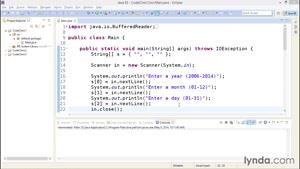 آموزش راه حل های برنامه نویسی جاوا قسمت ۴