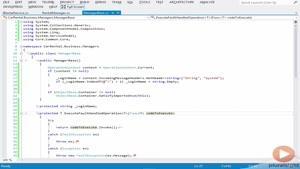 نحوه ساخت برنامه مولتی Client با Angular قسمت 77