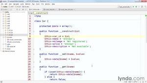 آموزش برنامه نویسی شی گرا با PHP