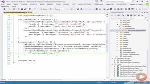 نحوه ساخت برنامه مولتی Client با Angular قسمت ۱۳۰