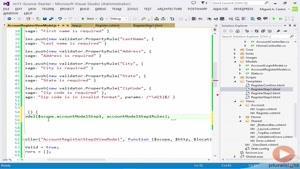 نحوه ساخت برنامه مولتی Client با Angular
