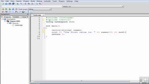 آموزش برنامه نویسی ++c قسمت 57