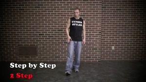 آموزش رقص هیپ هاپ قسمت معرفی حرکات