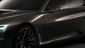 معرفی طرح مفهومی سوپر خودروی جدید بی ام دبلیو