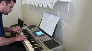 ملودی بسیار زیبا با پیانو