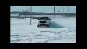 چوب اسکی خودرو