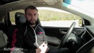 FORD EDGE REVIEW FIRST DRIVE ۲۰۱۵