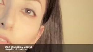 آرایش چشم -عربی