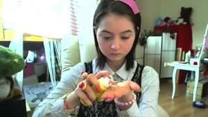 دخترای ژاپنی چه جوری آرایش می کنن ؟؟؟