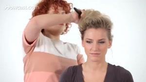مدل موی پاپیونی
