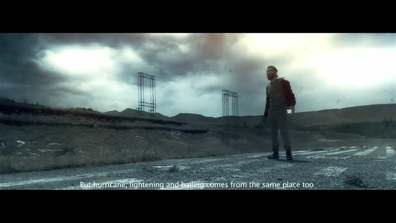 موزیک ویدئوی انرژی هسته ای از امیر تتلو