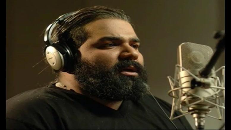 آهنگ بغض چشمات از رضا صادقی - آلبوم وایسا دنیا