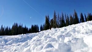 بازی های هیجان انگیز روی برف