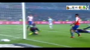 آرژانتین ۶-۱ پاراگوئه