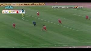 تراکتورسازی 0-0 نفت تهران
