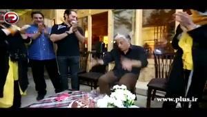جشن تولد ۶۴سالگی رضا کیانیان