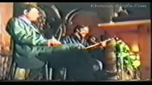 استادان شجریان و علیزاده ـ بزرگداشت فریدون مشیری