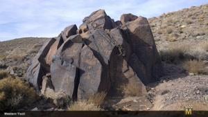 مناظر و دیدنی های طبیعی از شهر یزد