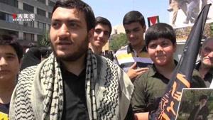 خروش دوباره ملت ایران در برابر استکبار جهانی