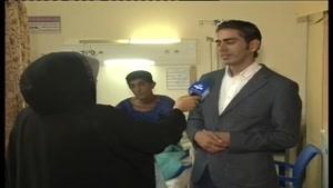 عمل جراحی سنگ ۱۴ سانتی متری در کلیه بیمار ایرانی