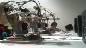 ربات های انسان نما - ۳