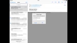 ضعف امنیتی iOS