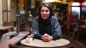 پیام مردمی ستاره اسکندری بازیگر سریال «دندون طلا»