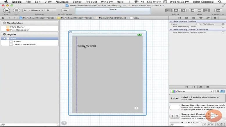 آموزشی ساخت و توسعه اپلیکیشن های IOS قسمت ۸