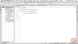 آموزشی ساخت و توسعه اپلیکیشن های IOS قسمت ۳۳