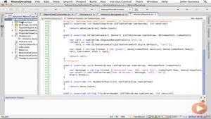 آموزشی ساخت و توسعه اپلیکیشن های IOS قسمت ۳۸