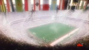 برتری تیم ملی فوتبال آرژانتین