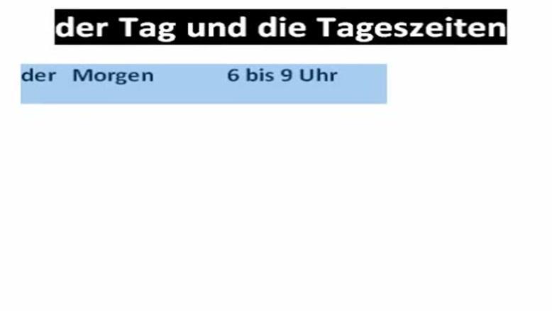 یادگیری زبان و گرامر آلمانی قسمت ۱۲