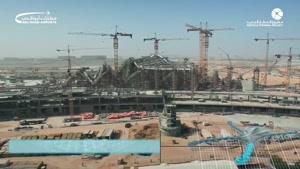 ساخت فرودگاه ابوظبی