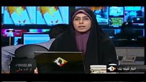 گزارش حادثه ولوو در مسیر گرگان تهران