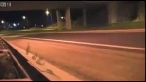 مسخره کردن دوربین سرعت پلیس