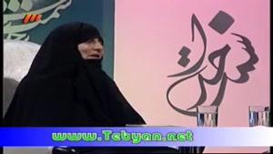 حجاب و رنگ مشکی...