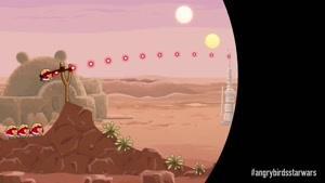 معرفی بازی Angry Birds Star Wars