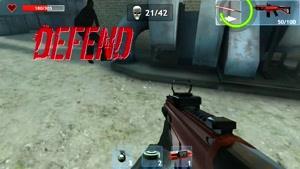 معرفی بازی Zombie Objective