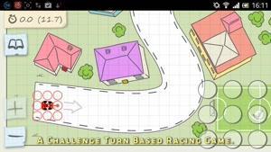 معرفی بازی Paper Racing