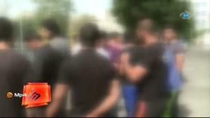 پلیس و متهمان خشن پایتخت
