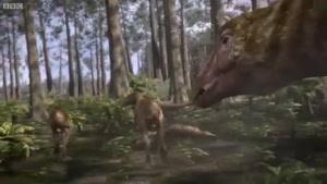 انقراض دایناسورها...