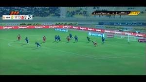 استقلال خوزستان 2-1 پرسپولیس