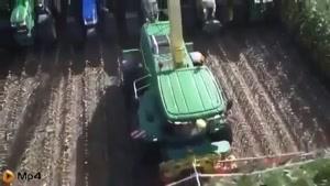 تکنولوژی جدید در دستگاه های کشاورزی
