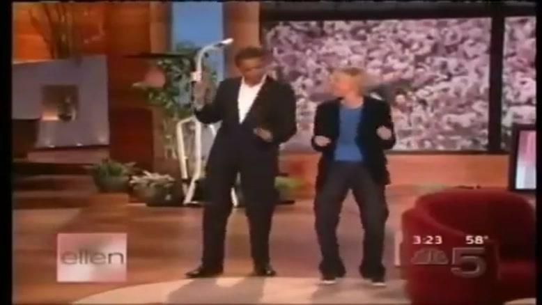 رقص بندری اوباما