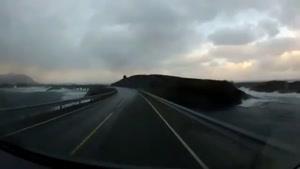 زیباترین و در عین حال خطرناک ترین جاده دنیا