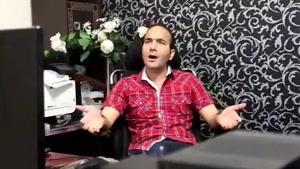 تقلید صدای سیاوش قمیشی با اجرای حسن ریوندی