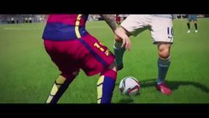 آگهی فیفا ۱۶