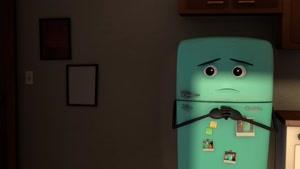 انیمیشن کوتاه فراری